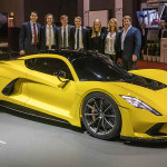 Hennessey Venom F5, el hypercar más rápido del mundo