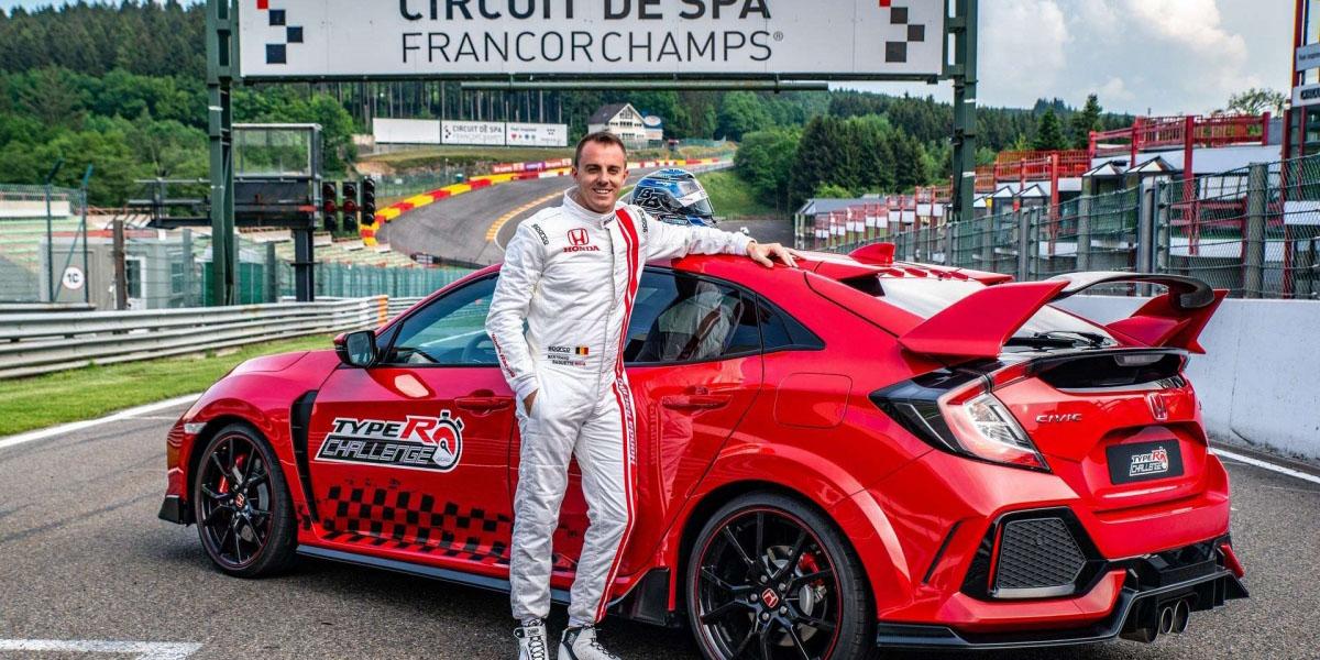 Honda Civic Type R rompe otro récord