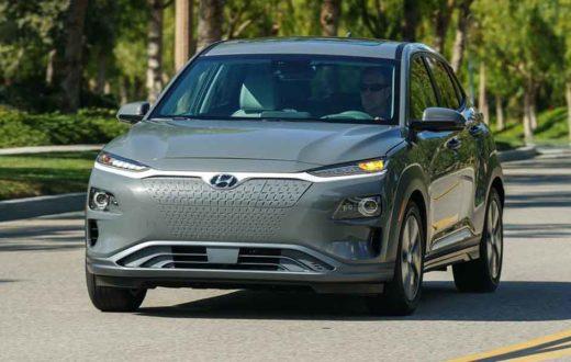 Hyundai Kona EV 2019 llegará a Estados Unidos en otoño