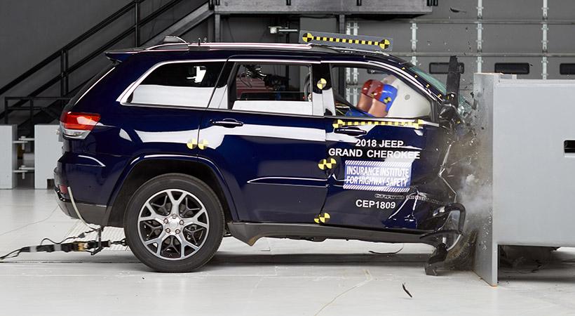 Problemas de seguridad en SUVs medianas 2018