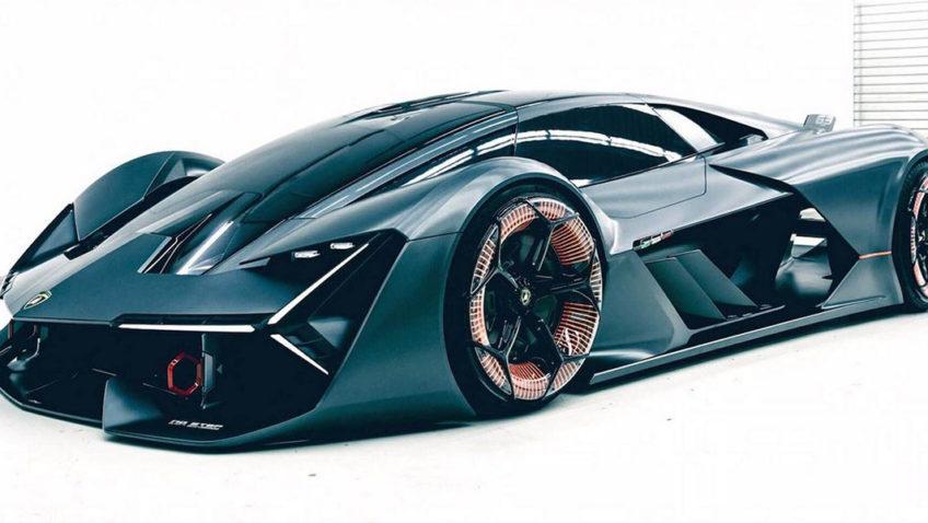 Lamborghini híbrido es presentado a clientes VIP