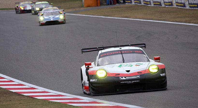 Porsche 911 RSR para Le Mans 2018