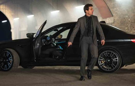 BMW vuelve a hacer equipo con Tom Cruise en Mission: Impossible – Fallout