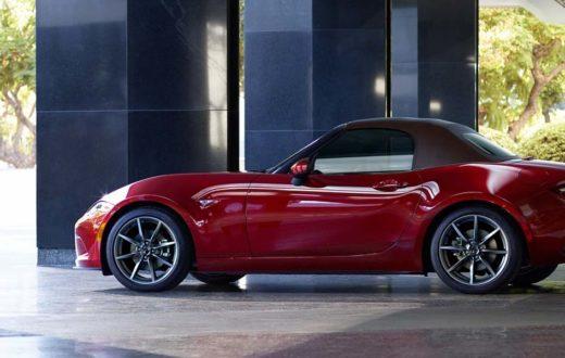 Mazda MX-5 Miata 2019, más potencia, más tecnología, más diversión