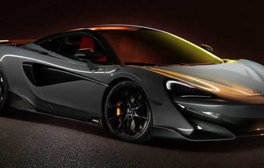 McLaren 600LT, el monstruo de peso ligero y mayor potencia