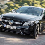 video Mercedes-AMG C43 Coupé 2019