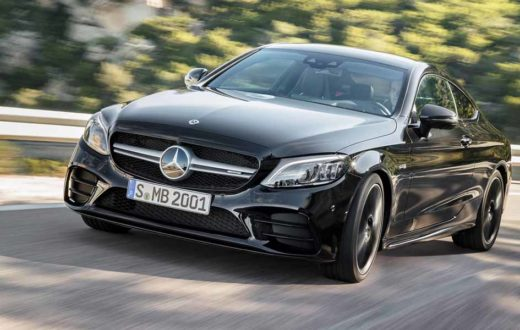 video Mercedes-AMG C43 Coupé 2019
