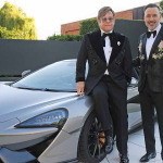 McLaren subasta el 570S Spider y dona las ganancias a la Elton John AIDS Foundation