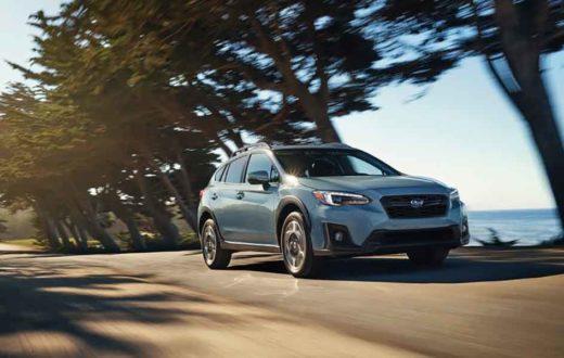 Video Subaru Crosstrek 2.0i Limited 2018