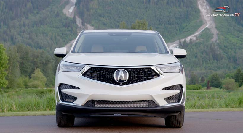 Test Drive Acura RDX 2019