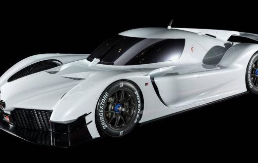 Toyota GR Super Sport Concept, de Le Mans a la calle