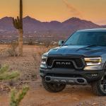 Ram 1500 2019 recibió el premio Sunny Pickup Truck