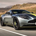 Video Aston Martin DB11 AMR 2019