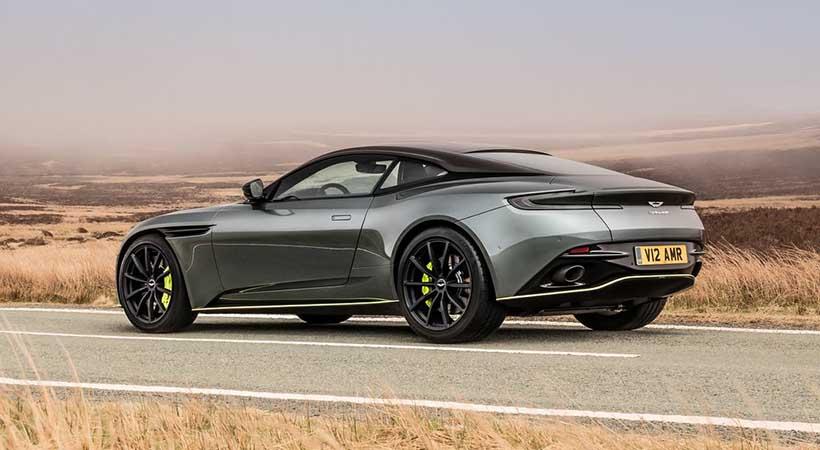 Video Aston Martin DB11 AMR 2019