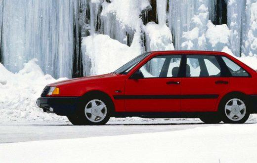 Volvo 440, 30 aniversario del inicio de Volvo Cars del Futuro