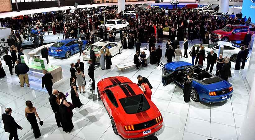 Auto Show de Detroit se moverá a junio u octubre en 2020
