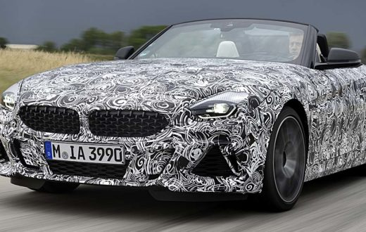 Luz verde al nuevo BMW Z4 tras superar pruebas en pista