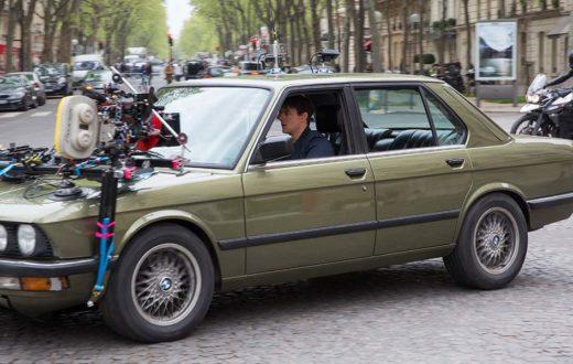 BMW en Mission Imposible Fallout