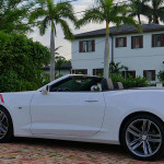 Test Drive Chevrolet Camaro SS Convertible 2018