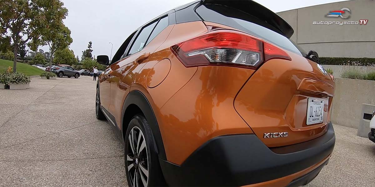 Test Drive Nissan Kicks 2018