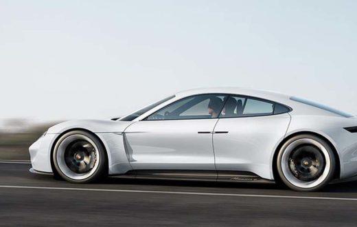 Porsche Taycan, el nombre definitivo de Porsche Mission E