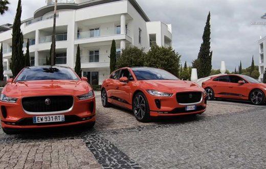 Test Drive Jaguar I-Pace 2019