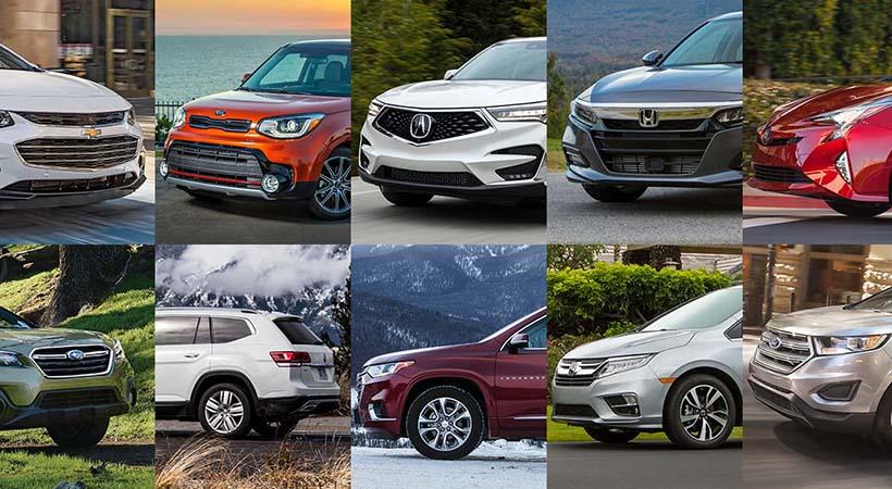 Top 10 Autos Familiares 2018, un modelo para cada gusto