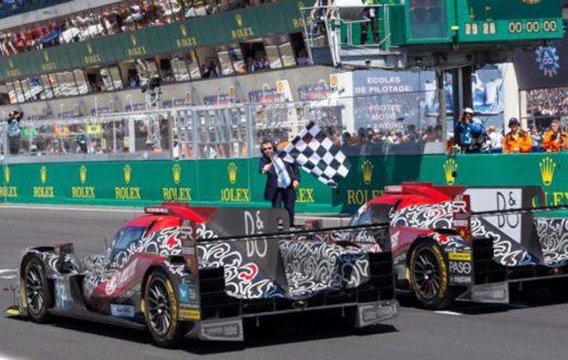 Toyota ganó las 24 Horas de Le Mans 2018