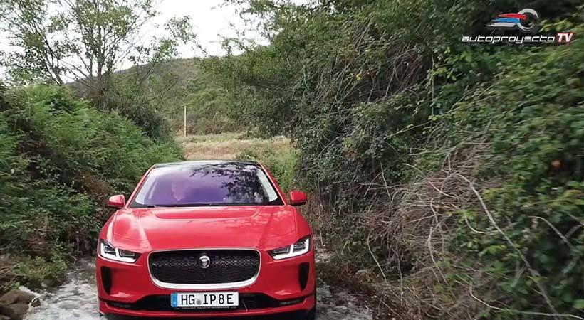 Video Jaguar I-Pace 2019