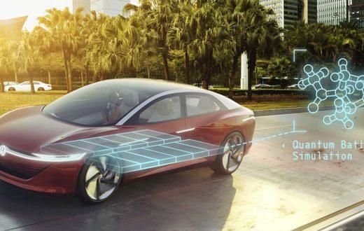Nueva frontera eléctrica Volkswagen