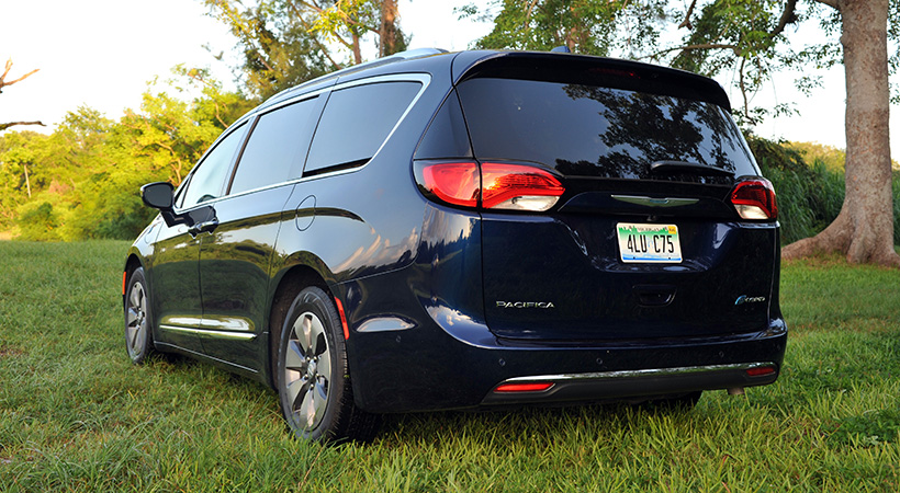Chrysler Pacifica Hybrid Limited 2018