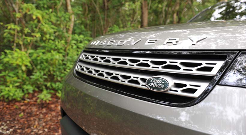 Test Drive Land Rover Discovery HSE Si6 2018