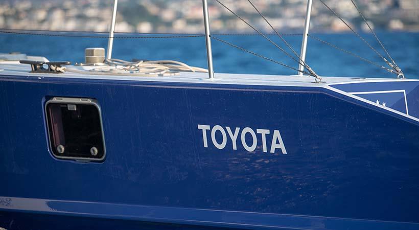 Toyota navega al futuro con 1ra. embarcación con tecnología Fuel Cell