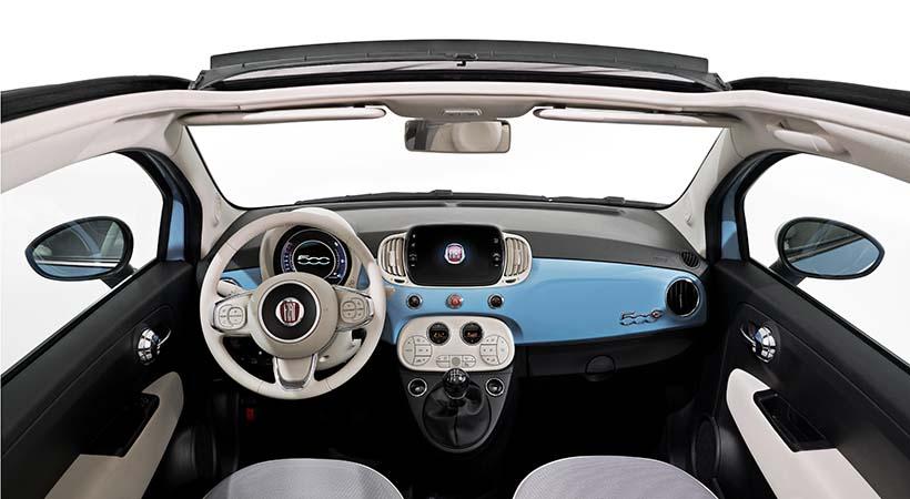 Fiat 500 Spiaggina