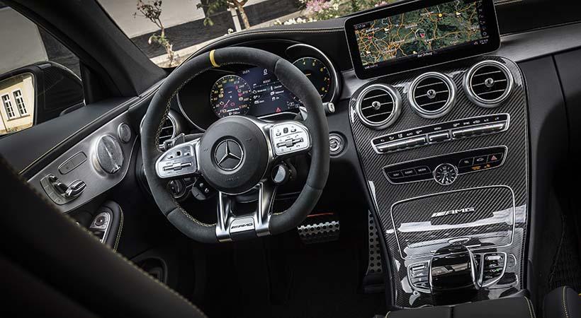 Test Drive Mercedes-AMG C63 S 2019, lujo, tecnología y 503 HP