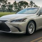 Precio y versiones Lexus ES 350 2019 a patir de $39,500