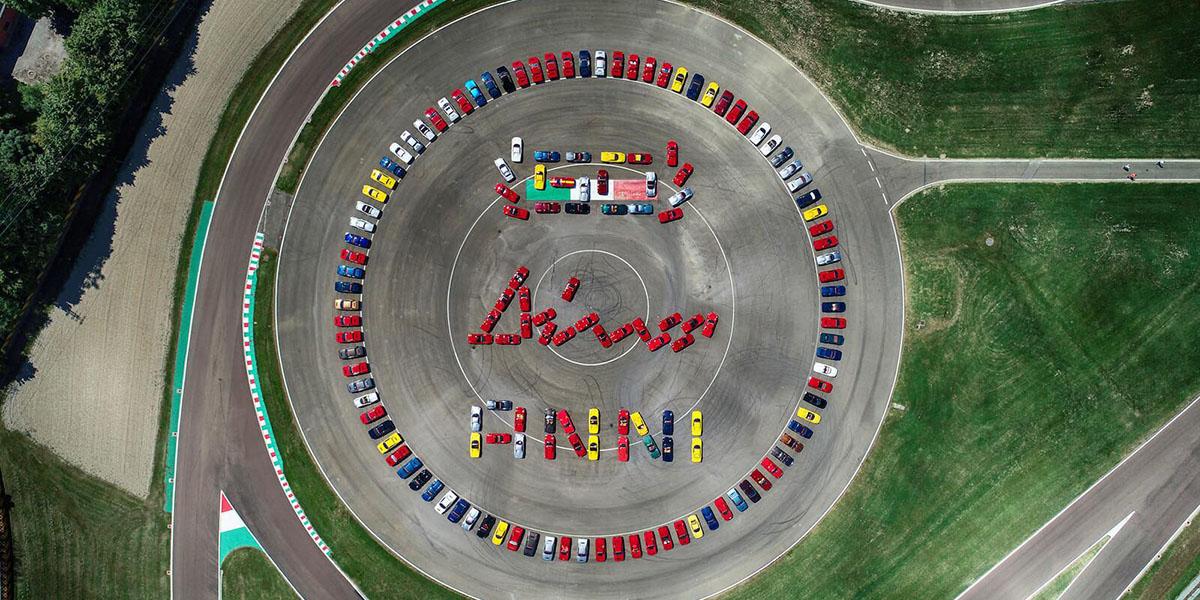 50 aniversario del Ferrari Dino