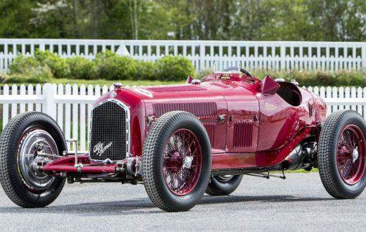 Alfa Romeo Tipo B, el Ferrari antes de Ferrari
