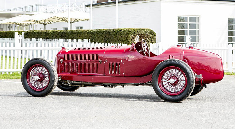 Alfa Romeo Tipo B, el Ferrari antes de Ferrari será subastado