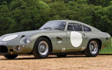 Aston Martin DP215, el auto británico más caro de la historia