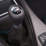 BMW con transmisión manual