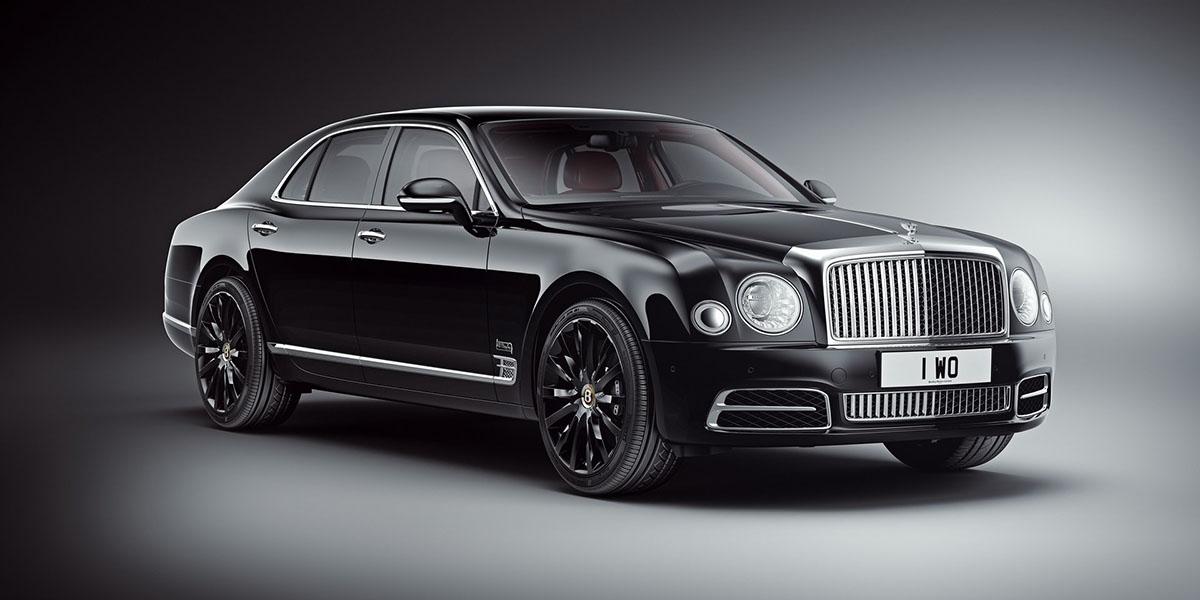 Bentley Mulsanne WO