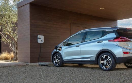 Top 5 autos eléctricos 2018 más vendidos en Estados Unidos