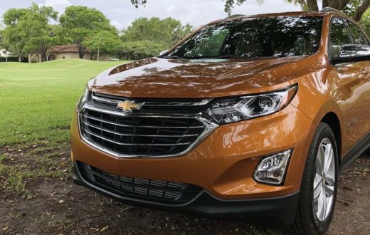 Video Chevrolet Equinox Premier 2018