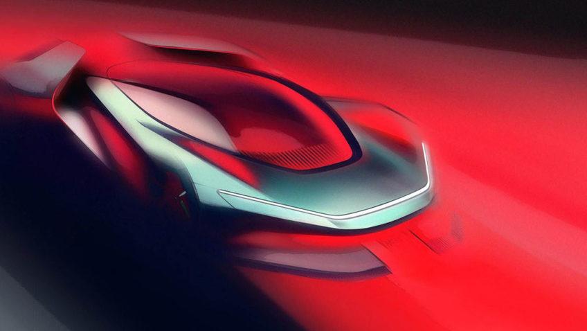 Hiperauto Pininfarina PF0 debutará en Pebble Beach