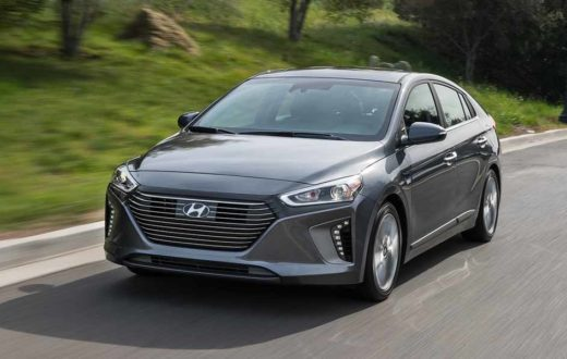 Video Hyundai Ioniq 2018, eficiencia plug-in hybrid por $24,950