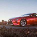 Video, Lexus LC 500 2018, emoción y deportividad por $100,670