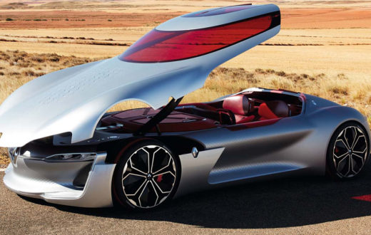 Top 10 mejores autos concepto eléctricos