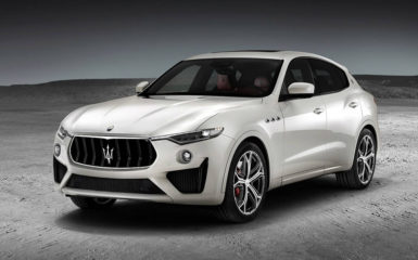 Maserati Levante GTS, la SUV con motor Ferrari