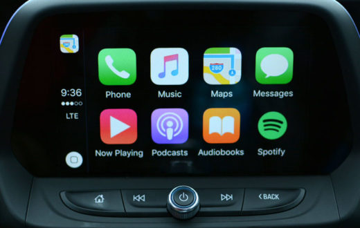 Mazda Apple CarPlay y Android Auto, más detalles